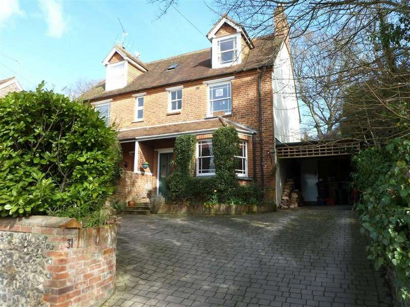 4 Bedrooms Semi Detached House for sale in Peppard Road, Sonning Common, Sonning Common Reading