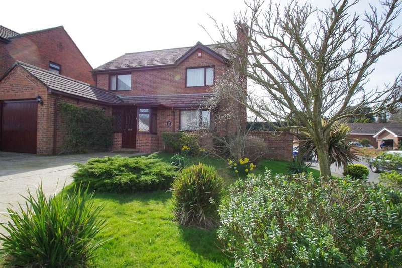 4 Bedrooms Detached House for sale in Beech Tree Drive, Shanklin PO37