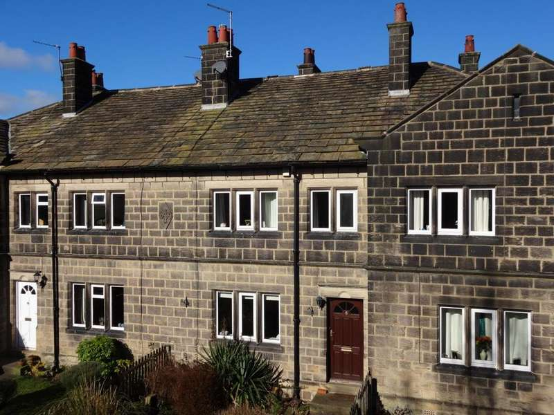 4 Bedrooms Terraced House for sale in Park Gate Crescent, Guiseley, Leeds