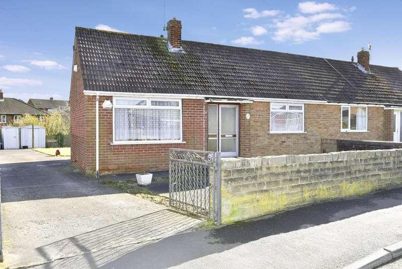 2 Bedrooms Semi Detached Bungalow for sale in Poplar Grove, Harrogate