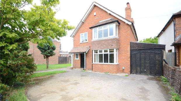 3 Bedrooms Detached House for sale in Sutcliffe Avenue, Earley, Reading