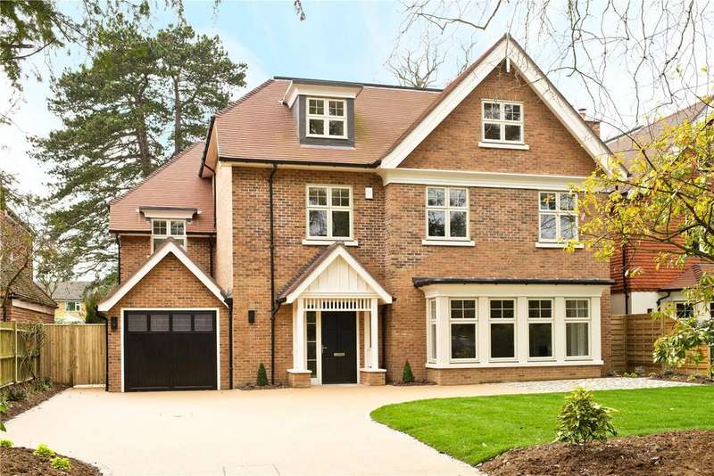 5 Bedrooms Detached House for sale in Langley Avenue, Surbiton, Surrey, KT6