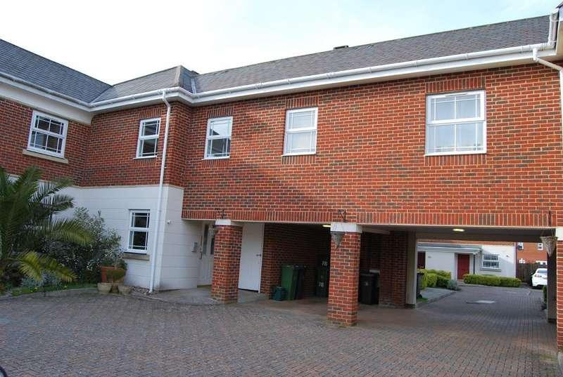 1 Bedroom Apartment Flat for sale in Swordsman Road, Deepcut, Camberley, Surrey, GU16 6GF