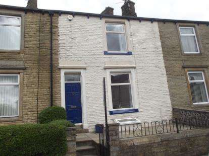 2 Bedrooms Terraced House for sale in Ightenhill Park Lane, Burnley, Lancashire, BB12