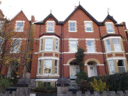 2 Bedrooms Flat for sale in Princes Drive, Colwyn Bay, Conwy, LL29