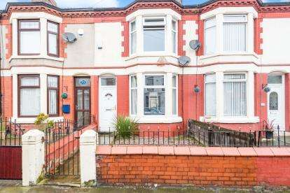 3 Bedrooms Terraced House for sale in Eastbourne Road, Walton, Liverpool, Merseyside, L9