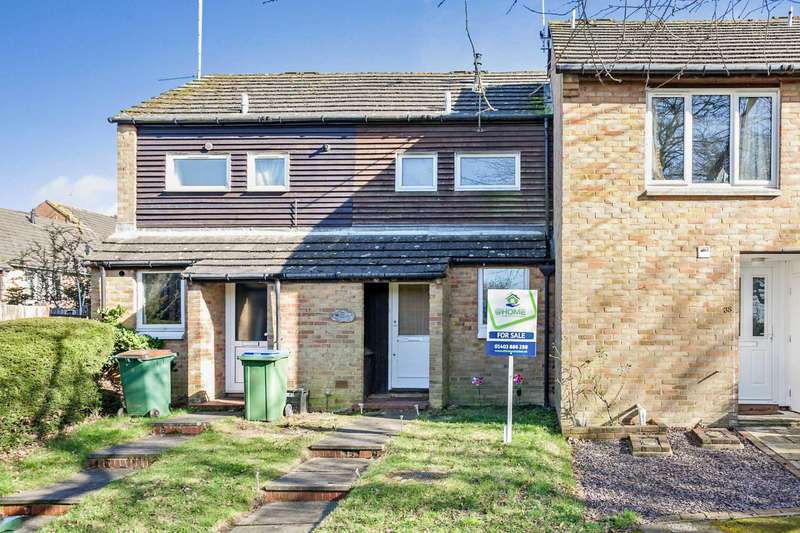 1 Bedroom Terraced House for sale in Red Admiral Street, Horsham