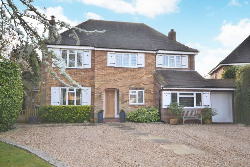 4 Bedrooms Detached House for sale in Ripley