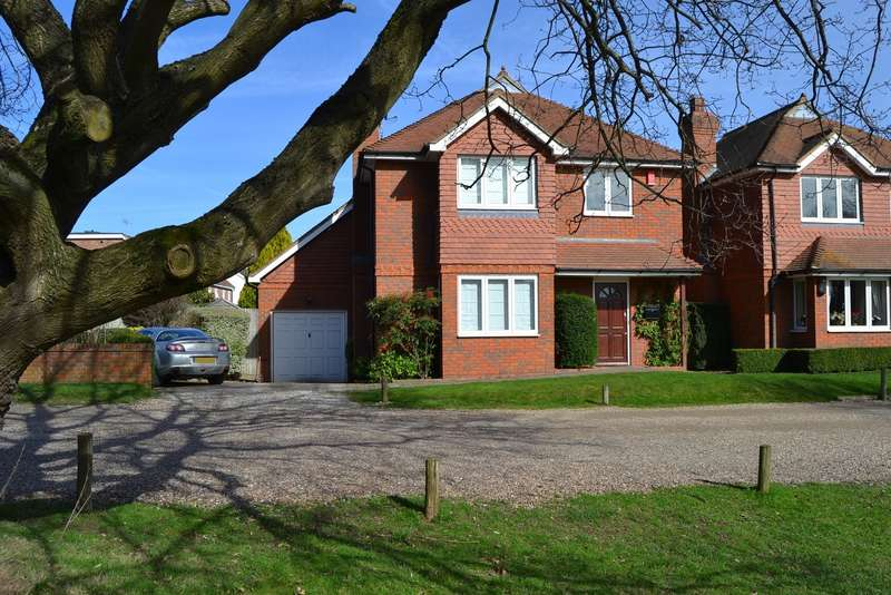 4 Bedrooms Detached House for sale in Cobham