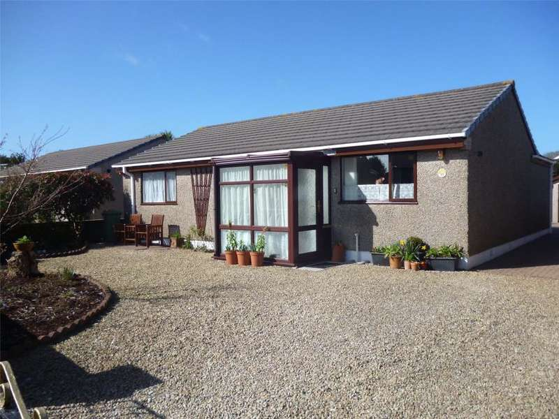 2 Bedrooms Detached Bungalow for sale in Wall Gardens, Gwinear, Hayle