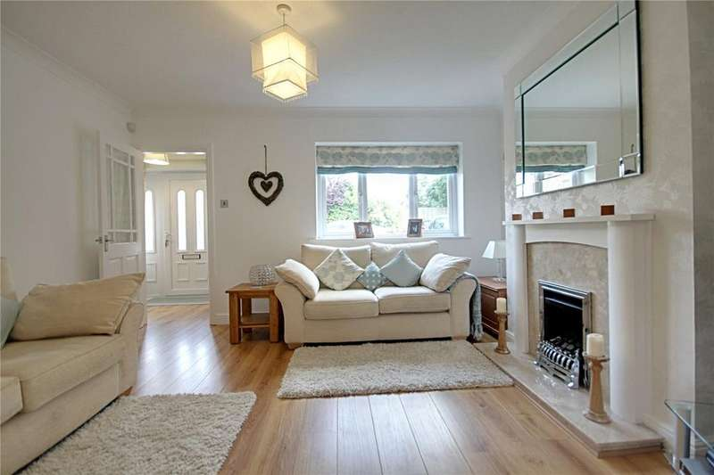 4 Bedrooms End Of Terrace House for sale in Burn Wood Court, Long Newton