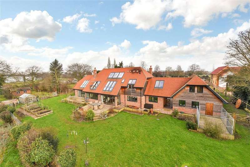5 Bedrooms Detached House for sale in College Road, Sutton Bonington, Loughborough