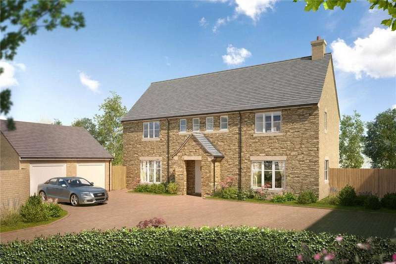 5 Bedrooms Detached House for sale in Alchester Park Phase 2, Bicester, OX26