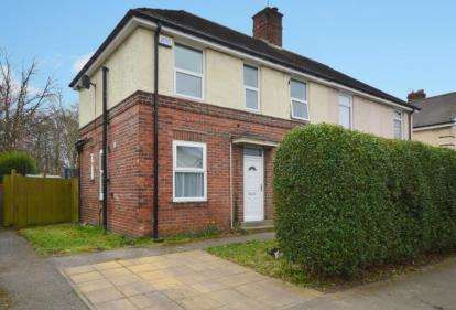 3 Bedrooms Semi Detached House for sale in Gregg House Road, Sheffield, South Yorkshire