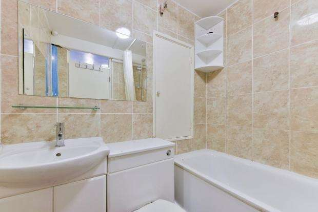 2 Bedrooms Flat for sale in Slippers Place, London SE16
