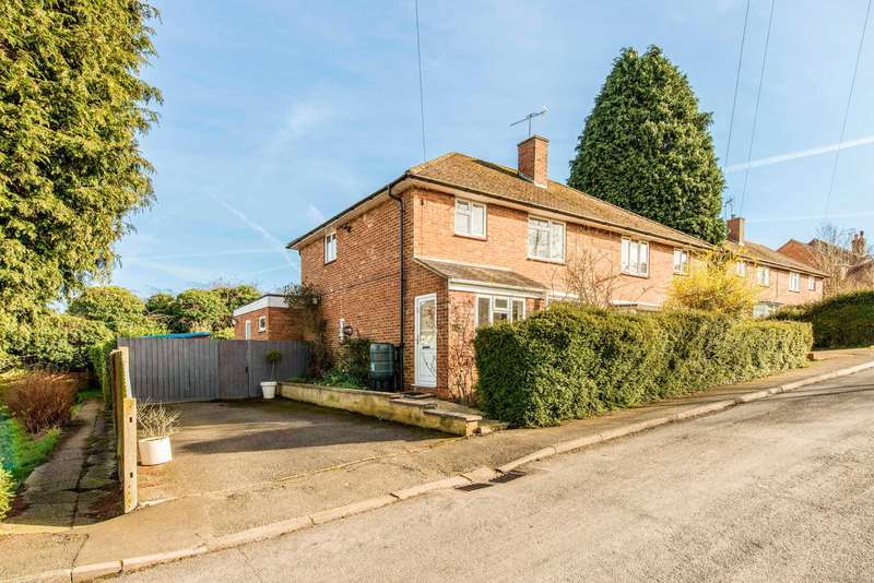3 Bedrooms Semi Detached House for sale in Cobb Road, Berkhamsted