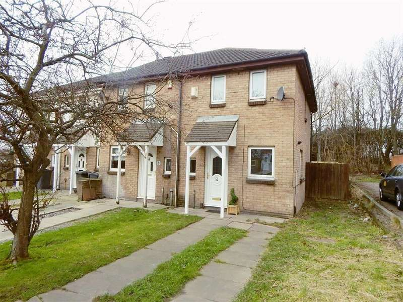 2 Bedrooms Terraced House for sale in Carlyle Court, Willington Quay, Wallsend, NE28