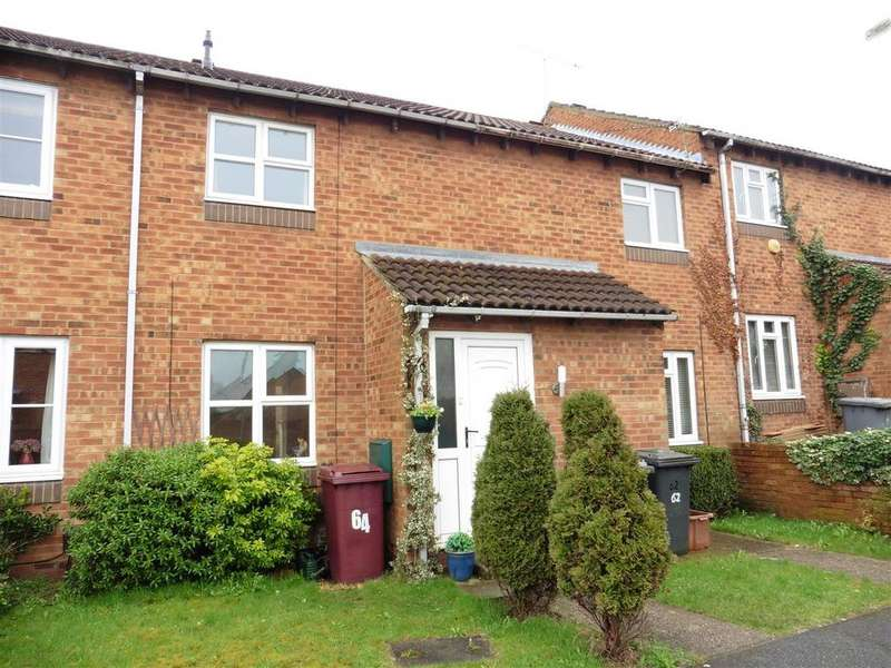 2 Bedrooms Terraced House for sale in Wealden Way, Tilehurst, Reading