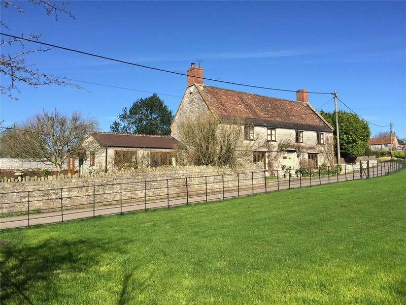 3 Bedrooms Detached House for sale in George Street, Charlton Adam, Somerton, Somerset