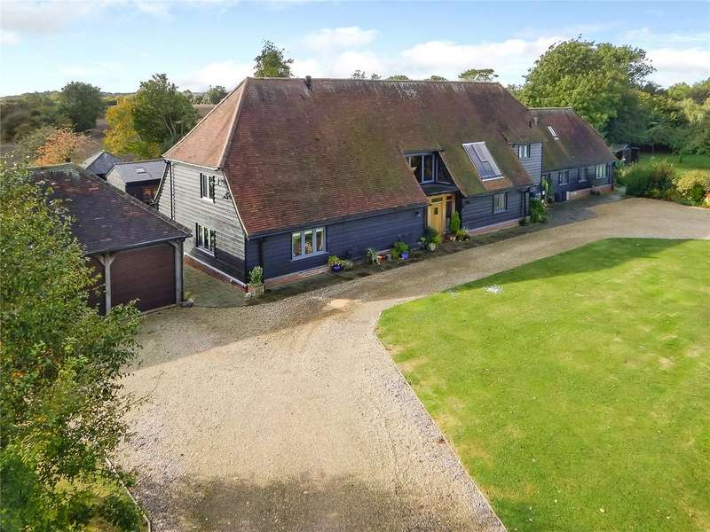 4 Bedrooms Unique Property for sale in Westmill, Buntingford, Hertfordshire, SG9