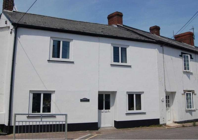 3 Bedrooms Semi Detached House for sale in Sidmouth Rd, Colyton, Devon