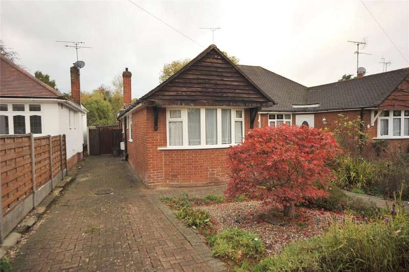 3 Bedrooms Semi Detached Bungalow for sale in Hunter Avenue, Shenfield, Brentwood, Essex, CM15