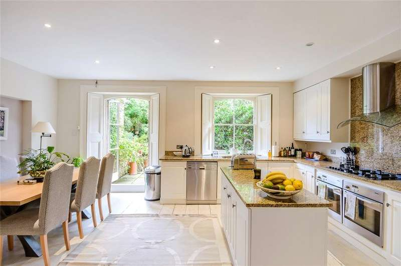 5 Bedrooms End Of Terrace House for sale in Alwyne Place, Islington, London, N1