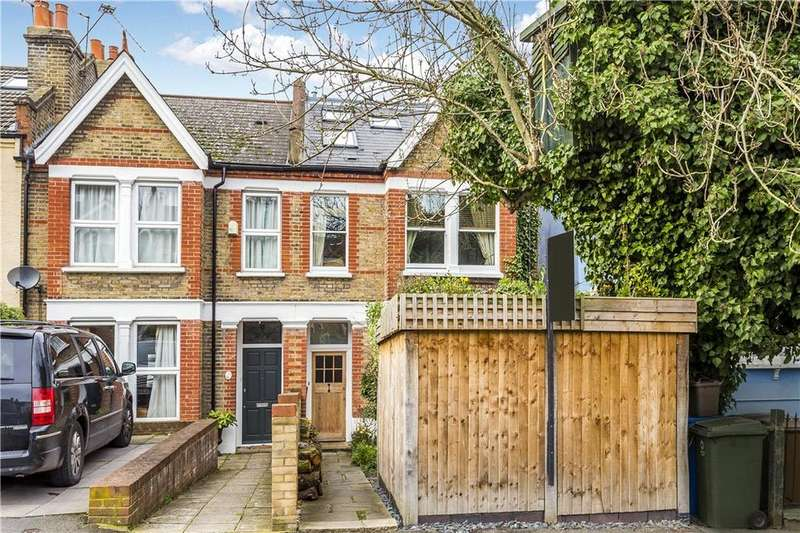 5 Bedrooms Terraced House for sale in Overhill Road, East Dulwich, London, SE22