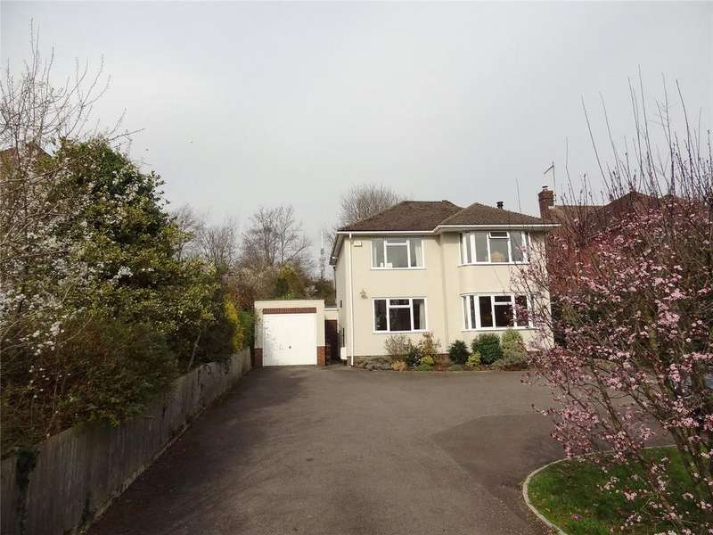 5 Bedrooms Detached House for sale in Coombe Road, Salisbury, Wiltshire, SP2