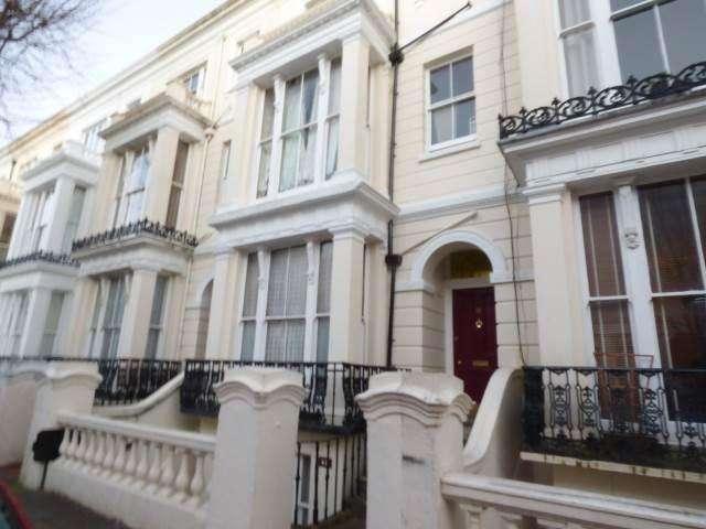 Studio Flat for rent in Buckingham Road, Brighton,