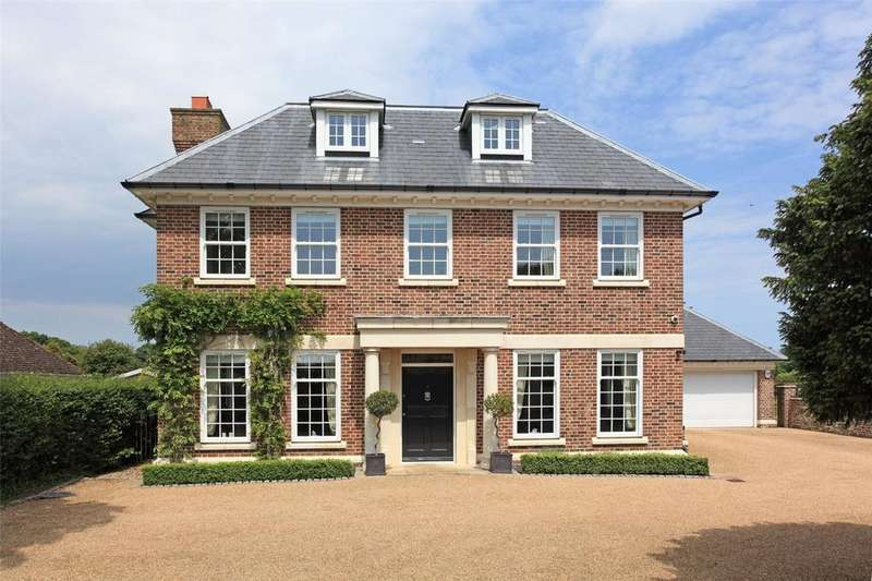 6 Bedrooms Detached House for sale in Chartway Street, Sutton Valence, Maidstone, Kent, ME17