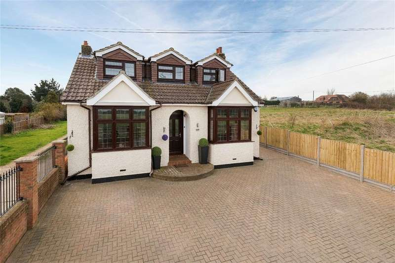 6 Bedrooms Chalet House for sale in Lower Rainham Road, Rainham, Kent