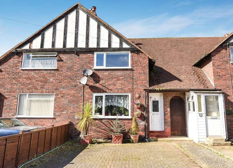 3 Bedrooms Terraced House for sale in Cuff Crescent Eltham SE9