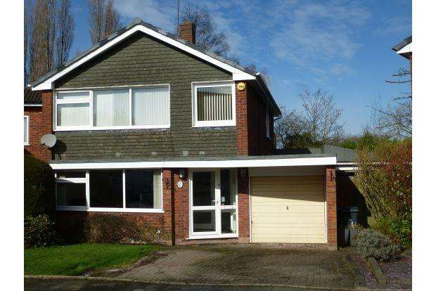 4 Bedrooms House for sale in BODMIN RISE, WALSALL