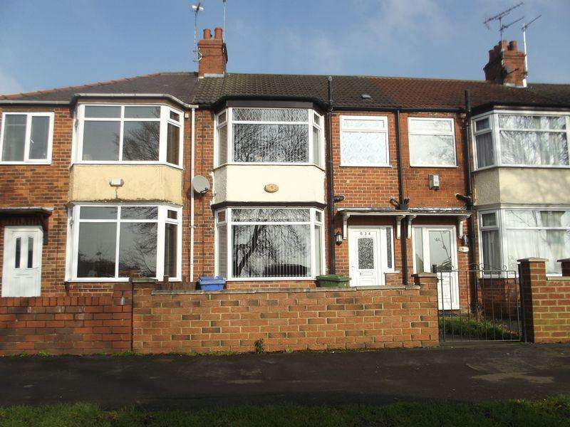 3 Bedrooms Terraced House for sale in Inglemire Lane, Hull