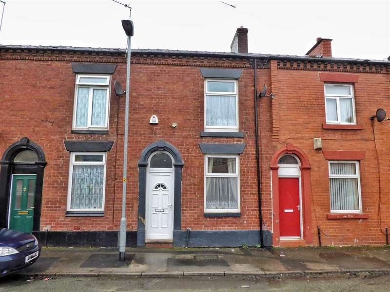 2 Bedrooms Property for sale in Kennedy Street, Oldham, OL8