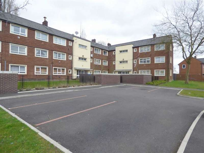 1 Bedroom Property for sale in Langley House, Furness Road, Manchester, M24