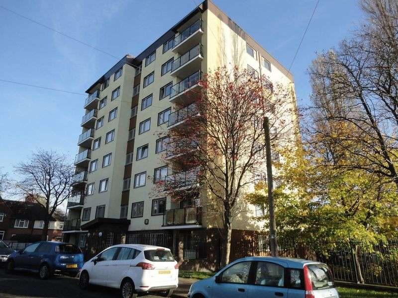 2 Bedrooms Flat for sale in Broadmede House, Pavilion Avenue, Smethwick