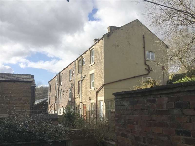 2 Bedrooms Property for sale in Guildford Street, Mossley, Ashton-under-lyne, Lancashire, OL5