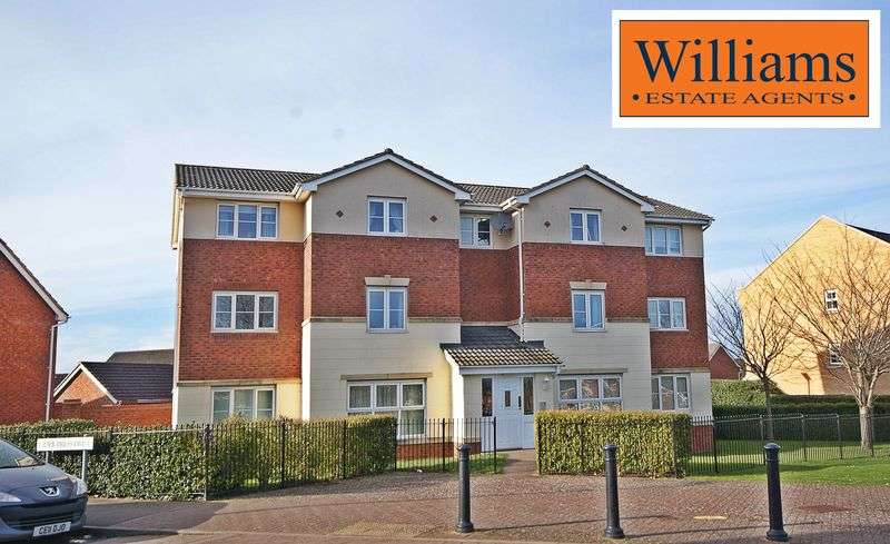 2 Bedrooms Flat for sale in Saxongate, Hereford