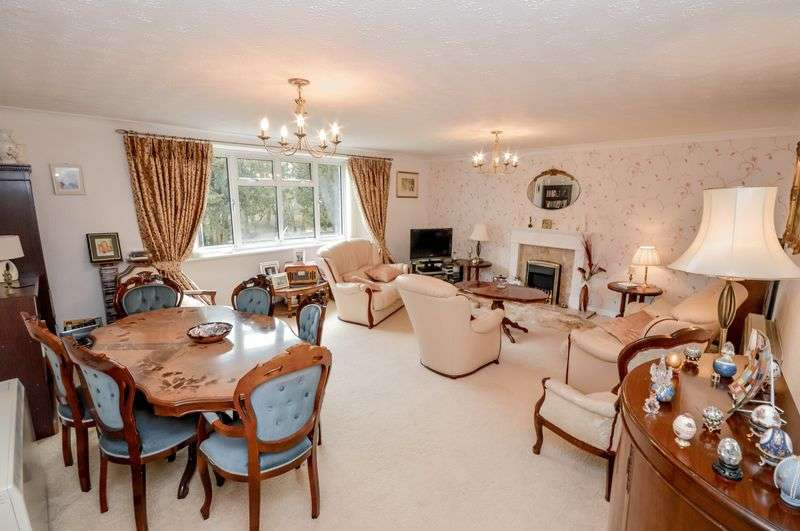 2 Bedrooms Flat for sale in Mannington House, West Swindon