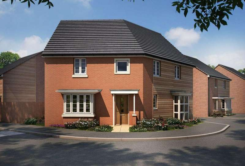 4 Bedrooms Detached House for sale in Bush Heath Lane, Harbury, Warwick