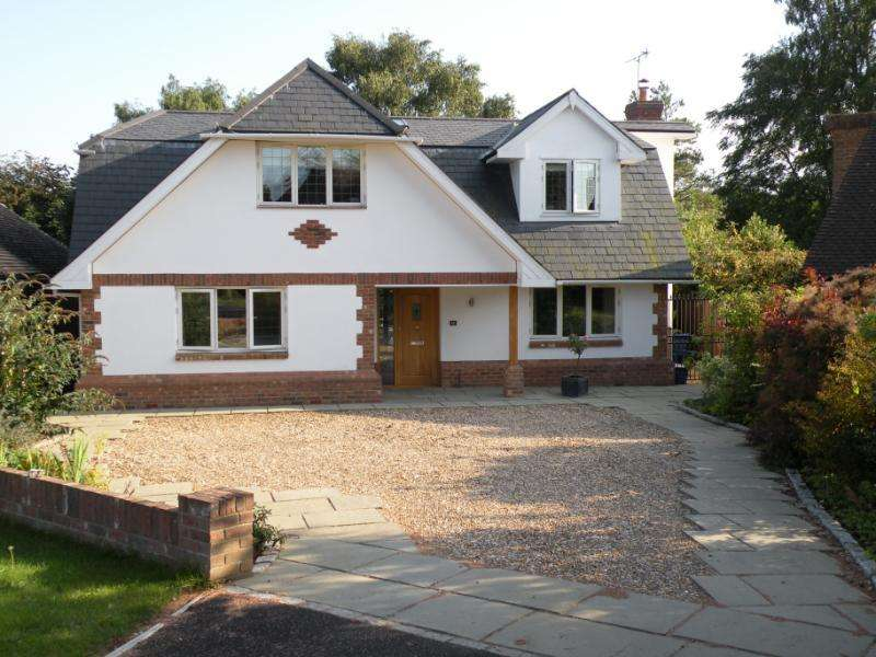 5 Bedrooms Detached House for sale in Meadway, Harpenden, Hertfordshire