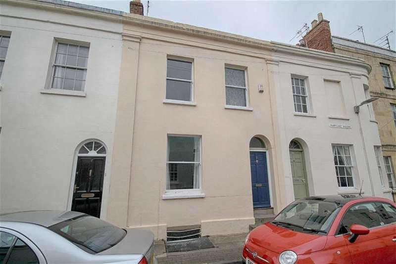 4 Bedrooms Terraced House for sale in Portland Square, Pittville, Cheltenham, GL52