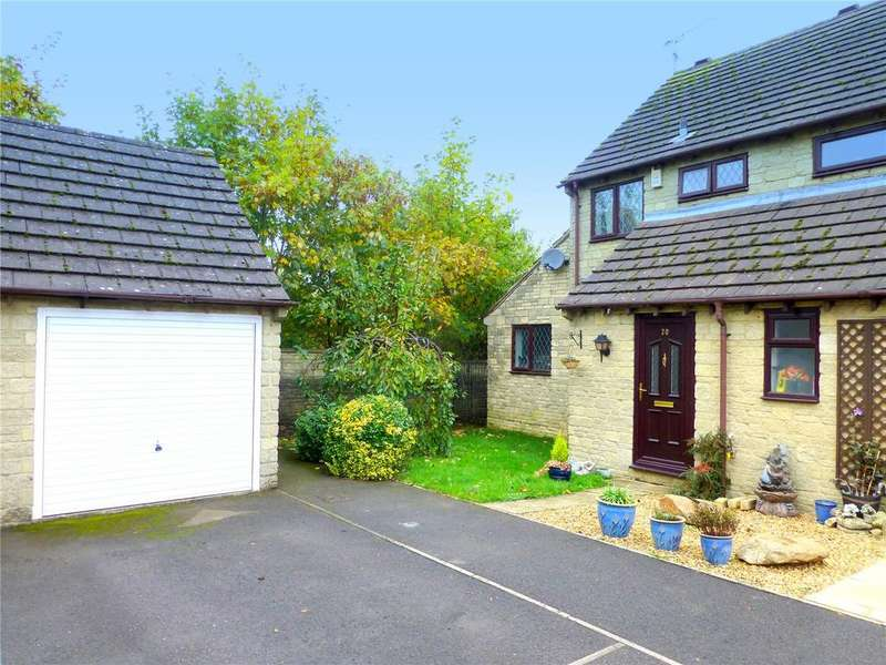 2 Bedrooms End Of Terrace House for sale in The Smithy, Cirencester, GL7