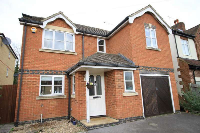4 Bedrooms Detached House for sale in Woodfield Road