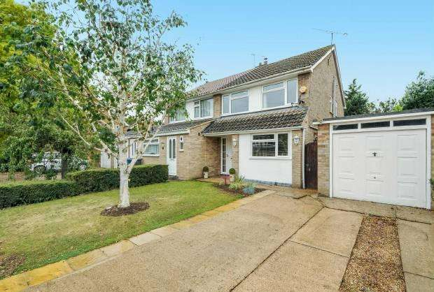 3 Bedrooms Semi Detached House for sale in Hayse Hill, Windsor