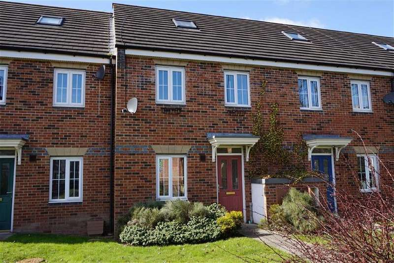 3 Bedrooms Terraced House for sale in Windermere Close, Wallsend, Tyne And Wear, NE28