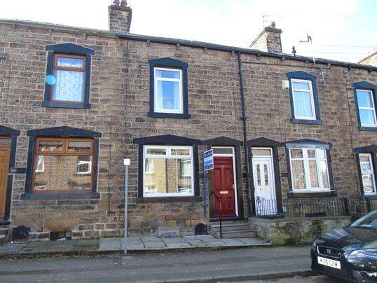 3 Bedrooms Terraced House for sale in 39 Mottram Street, Barnsley, S71 1BH