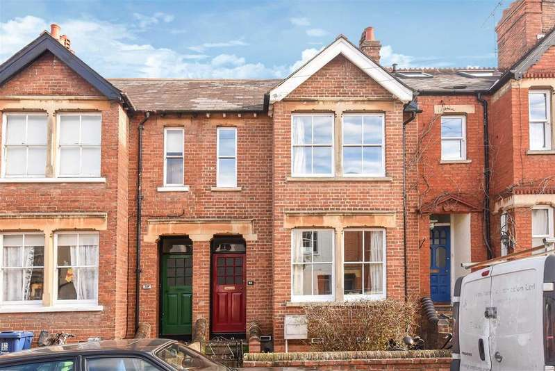 3 Bedrooms Terraced House for sale in Argyle Street, Iffley Fields